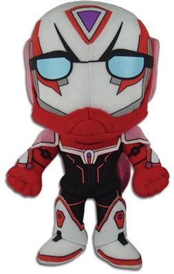"""Great Eastern Tiger and Bunny 9"""" Robot Hero Suit Plush"""