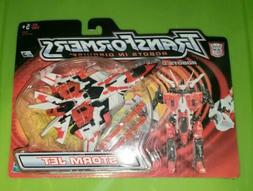 Transformers Robots In Disguise - Deluxe Storm Jet Plane To