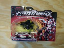 Transformers Robots In Disguise  Skid-Z Wind Sheer sealed